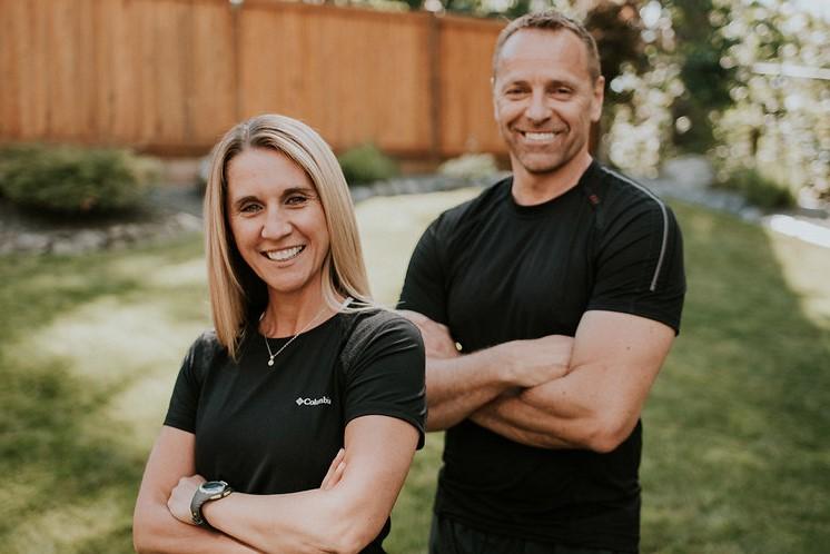 Judy Jones, Dwayne Jones, Personal Trainers at JD Fitness