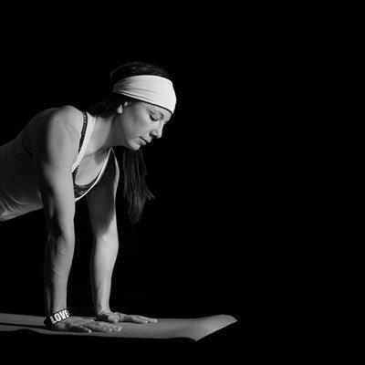 Amy Chapoton yoga  teacher