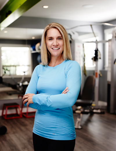 Head Trainer at JD Fitness Judy Jones